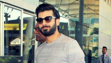 Feel at home, Fawad Khan. (Photo: Yogen Shah)