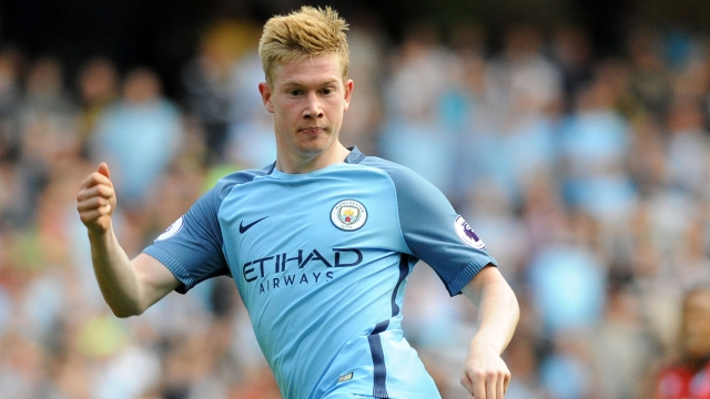 Kevin De Bruyne. (Photo: AP)