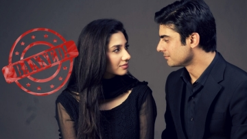 Pakistani artistes have been banned by Indian film producers till peace restores between India and Pakistan. (Photo: Promotional still from <i>Humsafar</i>; altered by The Quint)
