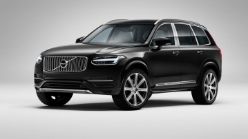 Volvo XC90 T8 is finally here in India. (Photo Courtesy: Volvo)