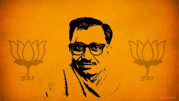 Deendayal Upadhyaya, with his philosophy of integral humanism, focused on the all-round development of people.