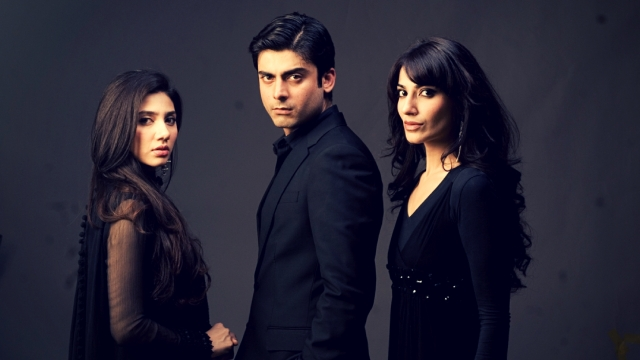 Fawad Khan was already a superstar in Pakistan. (Photo: Poster of the popular Pakistan serial 'Humsafar')