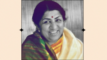 "Lata Mangeshkar shares the highs and lows of her life as India's nightingale. (Photo courtesy: Twitter/<a href=""https://twitter.com/talqueenx"">@<b>talqueenx</b></a>; altered by The Quint)"