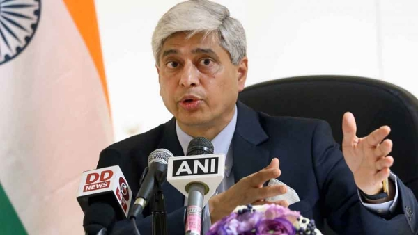 External Affairs Ministry Spokesperson Vikas Swarup (Photo: IANS)