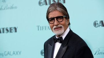 Amitabh Bachchan recently wrote an open letter to his granddaughters on Teacher's Day. (Photo: Reuters)