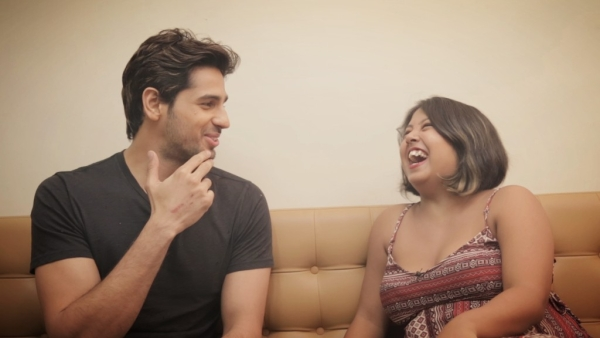 Birthday Boy Sidharth Malhotra on the 'Firsts' of His Life