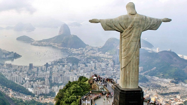 Christ The Redeemer statue in Rio De Janeiro. (Photo Courtesy: Kirilos/flickr)