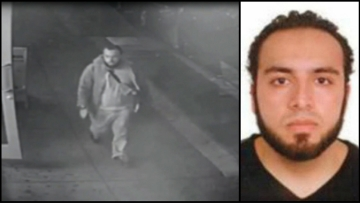 Surveillance video grab released by the New Jersey State Police shows Ahmad Khan Rahami, caught on Monday, 19 September 2016, in connection with Manhattan bombing. (Photo: AP)