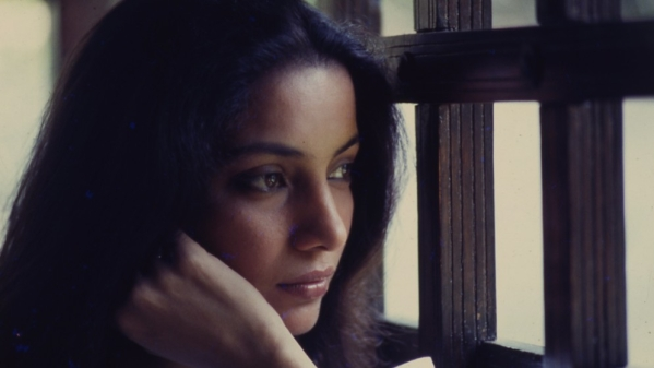 Shabana Azmi in a scene from <i>Arth </i>(1982).