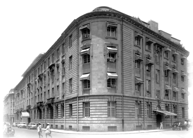 Bombay House. (Photo Courtesy: Tata Central Archives)