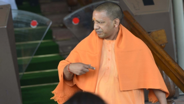 Yogi Adityanath asked his ministers to resist from making comments that would hurt anyone's sentiments. (Photo: IANS)