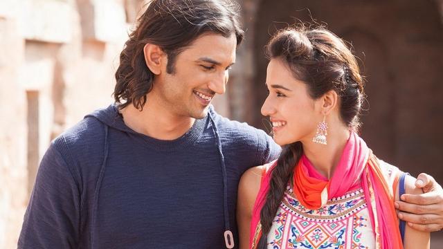 Disha Patani plays the role of MS Dhoni's girlfriend Priyanka Jha in <i>MS Dhoni: The Untold Story. </i>