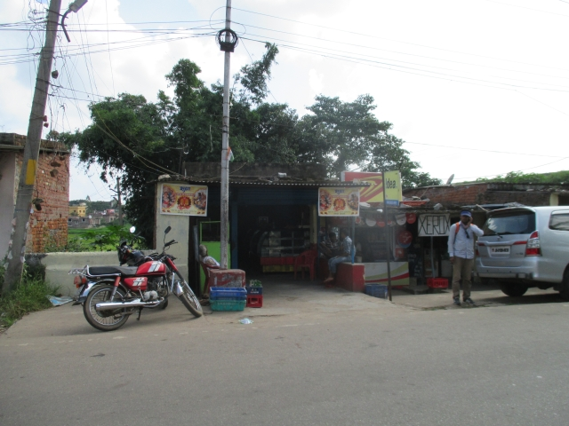 Sanjay Tea Shop in Ranchi (Photo: <b>The Quint</b> / Sukanta Adhikari)