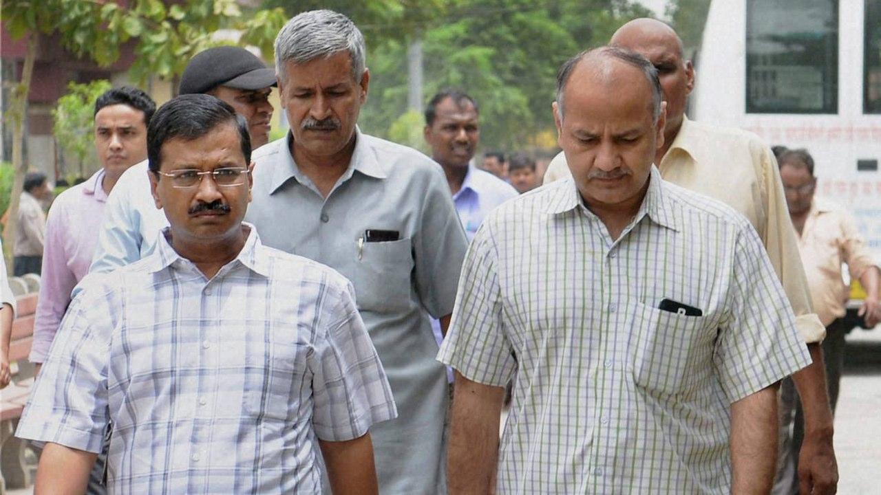Kejriwal, Sisodia Get Bail in Defamation Case Filed by BJP Leader