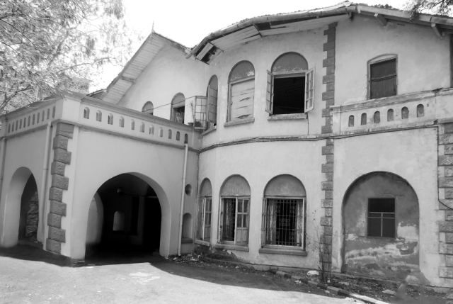 Dunlavin Bungalow. (Photo Courtesy: Tata Central Archives)