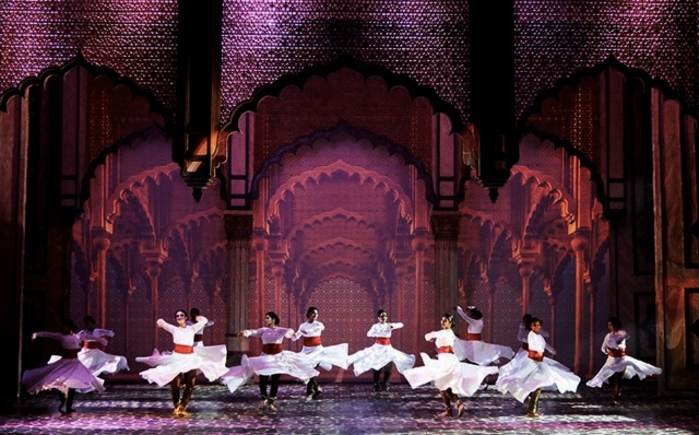 Feroz Khan's Mughal-E-Azam is a heartfelt tribute to the movie. (Photo: <b>The Quint</b>/Pallavi Prasad)