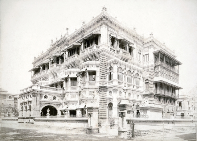 Esplanade House, Mumbai. (Photo Courtesy: Tata Central Archives)