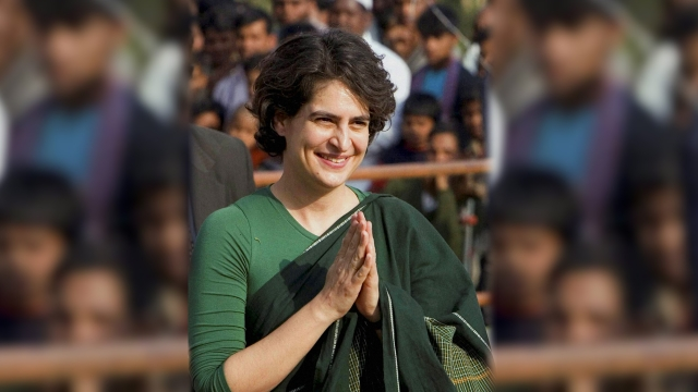 In the event of a Congress tie-up with either the SP or the BSP, the strategy to pitch Priyanka Gandhi can help in consolidating votes in favour of the alliance. (Photo: Reuters)