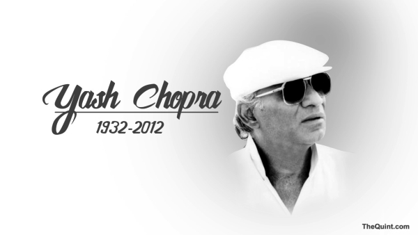 Yash Chopra, the man who gave a new meaning to romance.