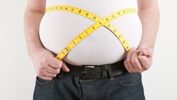 Obesity is known as one of the leading risk factors for developing diabetes.