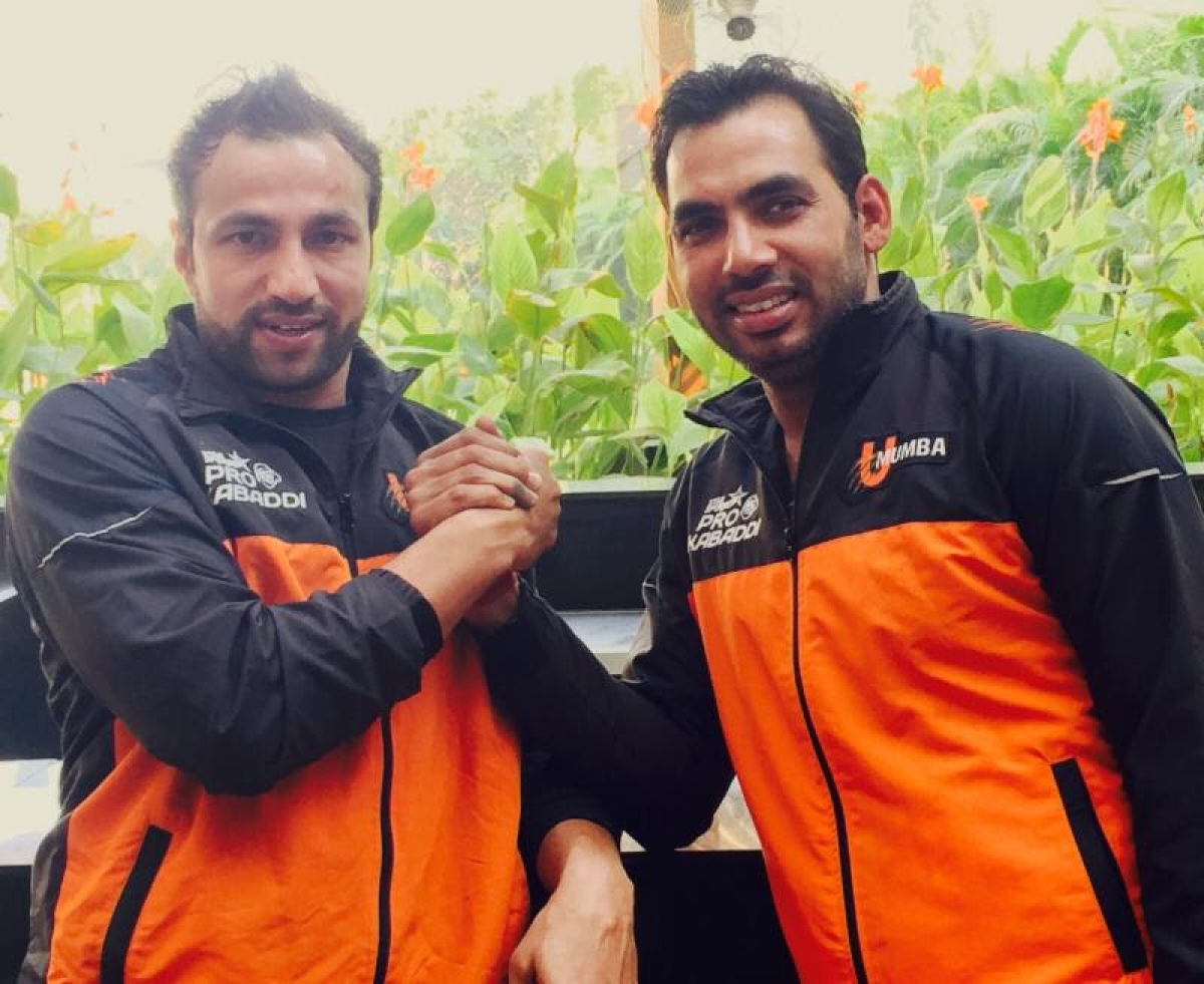 5 things you need to know about indian kabaddi skipper anup kumar rakesh kumar l with anup kumar r photo courtesy altavistaventures Images
