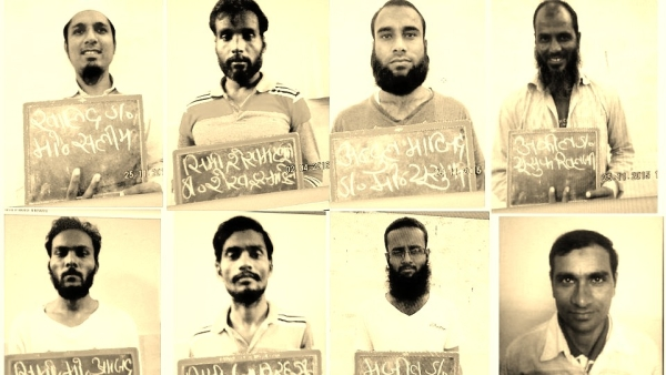 The 8 SIMI members who escaped from the prison.