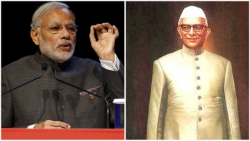 Prime Minister Narendra Modi demonetised high-value currency on Tuesday. It last happened in 1978 under Morarji Desai. (Photo: <b>The Quint</b>)
