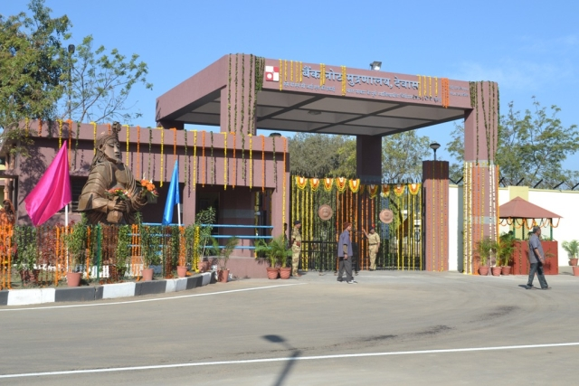 Bank Note Press at Dewas in Madhya Pradesh (Photo Courtesy: indian-coins.com)