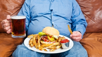 White people's diet affects environment, says study.