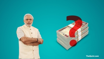 PM Modi's decision to demonetise the currency was a bold move, but not the right one.  (Photo: Hardeep Singh/<b>The Quint</b>)