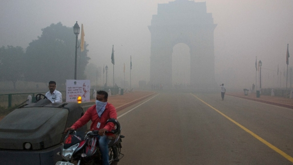 NASA data says India emits the most anthropogenic sulphur dioxide, produced from coal burning, in the world.