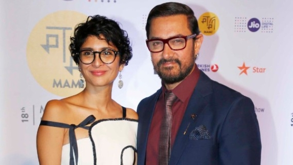 Aamir Khan's wife, Kiran Rao has reportedly been robbed of jewellery worth Rs 80 lakh. (Photo: Yogen Shah)