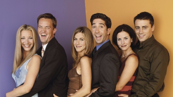 Cast of popular American TV sitcom F.R.I.E.N.D.S. (Photo: NBC)