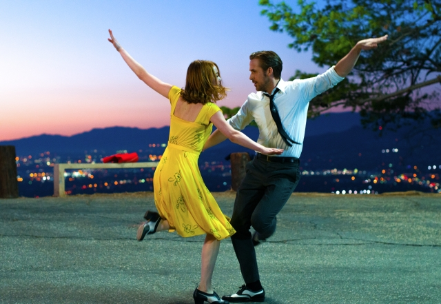 A still from <i>La La Land</i>