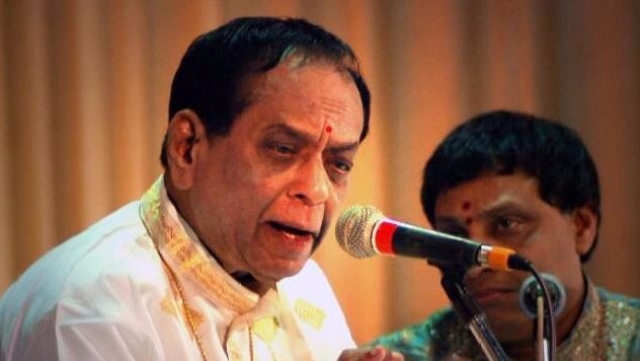 Carnatic musician M Balamuralikrishna boycotted AP, refused to sing there or visit again.