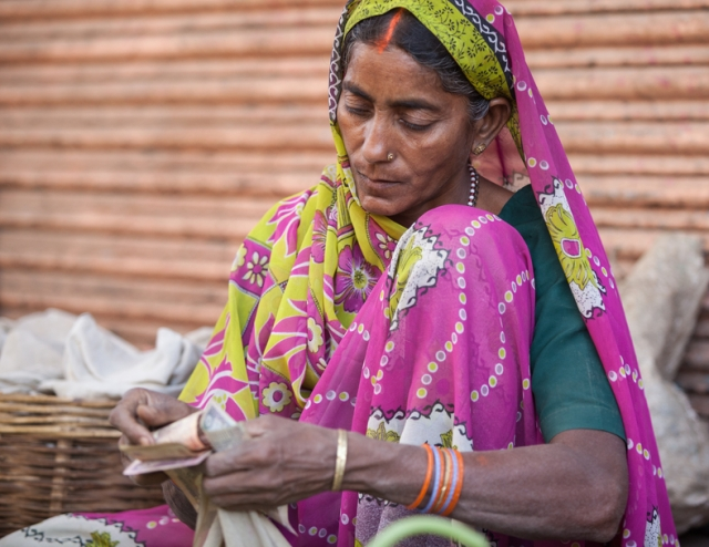 While our aspirations of giving identity to the many has made a dent, via Aadhar, a significant part of the economy still functions on the basic premise of give and take. (Photo: iStock Photos)