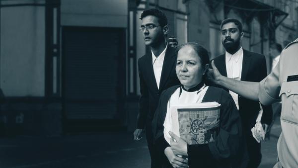 Farhana Shah, Ajmal Kasab's lawyer.