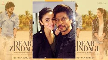 Shah Rukh Khan and Alia Bhatt are on point in <i>Dear Zindagi. </i>(Photo courtesy: Twitter)