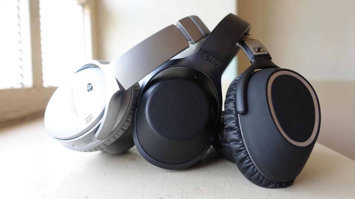77dbc6ae03e Wireless Club: Sony MDR-1000X vs Sennheiser PXC 550 vs Bose QC 35 ...