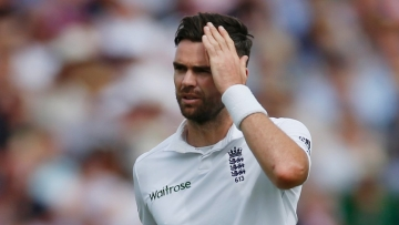 James Anderson will not be playing the last Test against India in Chennai.