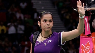 Saina Nehwal lost to Tai Tzu Ying of Chinese Taipei in straight sets.
