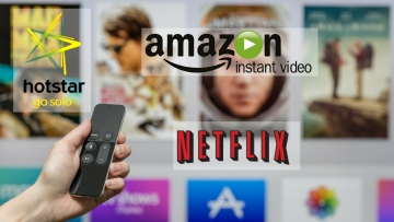 Amazon Prime Video arrives in India with a bang.