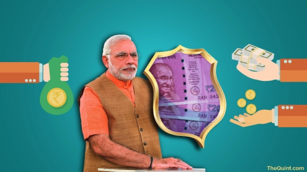 Modi's demonetisation move has ushered in economic democracy across India. (Photo: Harsh Sahani/ <b>The Quint</b>)