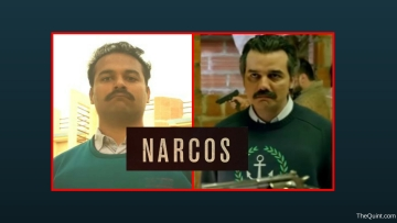So what happens when Indian netizens embrace American crime web television series Narcos? Indianisation, of course! (Photo:<b> The Quint</b>)
