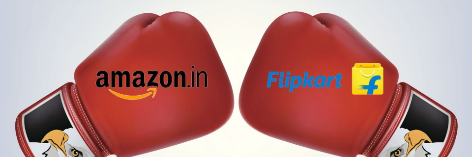 d541016f54ff Amazon has a 31 percent share in the Indian market compared with Flipkart  Ltd.