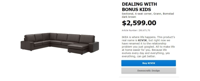 "(Photo Courtesy: <a href=""http://http//ikearetailtherapy.com/"">IKEA</a>)"