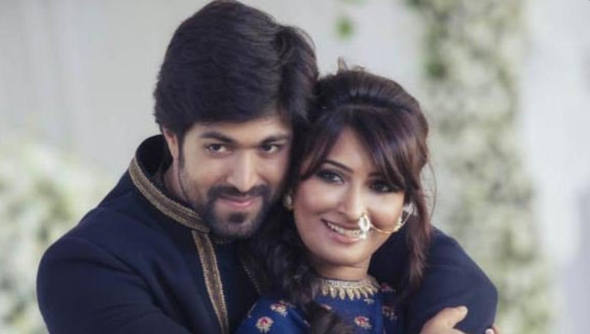 Kannada Actors Yash, Radhika Pandit Tie the Knot in