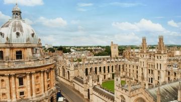 Representative image of Oxford University. (Photo: iStock)