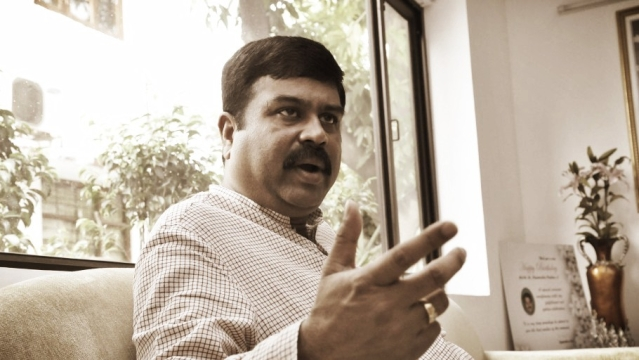Petroleum Minister Dharmendra Pradhan tells OPEC Chief  that India has other buying options.