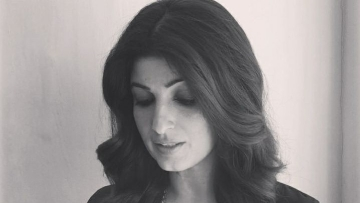 Twinkle Khanna on menstrual leave.